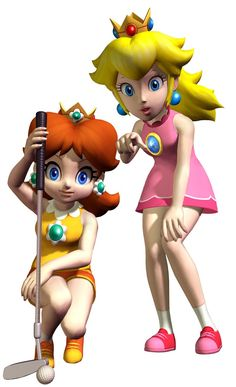 Princess Daisy & Princess Peach