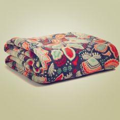 New! Vera Bradley Nomadic Floral Blanket Also have Cobalt Tiles Vera Bradley Other