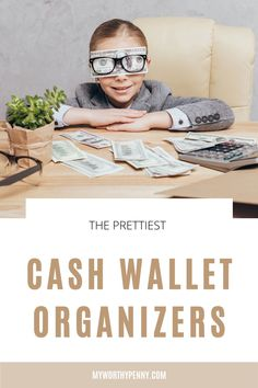 Looking for the best cash envelope organizers? Here is a list of the best cash envelope system wallet organizers that you can use for your cash envelope system budgeting. Stay motivated with your cash envelope budget by using these pretty cash envelope wallet organizers. #cashenvelopemethod