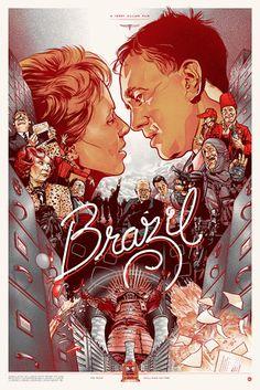 Brazil, o Filme (1985) - Direção: Terry Gilliam