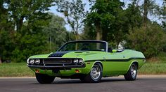 1970 Dodge Hemi Challenger R/T Convertible 1 of 9 Hemi Convertibles Produced presented as lot R216 at Kissimmee, FL 2016 - image1