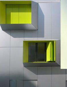 DPU Social Housing, Paris, 2009 - XTU architects