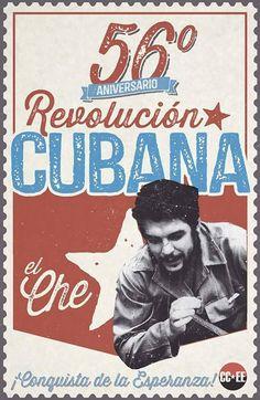 56º Aniversario de la Revolución Cubana