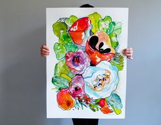 Illustration by Maria Virginia Montiel Cure, via Behance