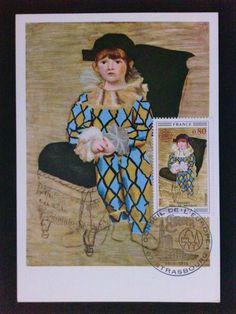 France MK Pablo Picasso 1975 Kunst Maximumkarte Carte Maximum Card MC cm C9521   eBay