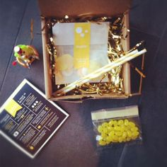 Party Invitation Inspiration - Party in a Box