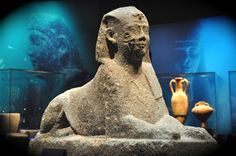 heracleion artifacts | Cleopatra: The Exhibition displays artifacts from the recent ...