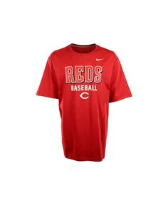 Nike Men's Short-Sleeve Cincinnati Reds T-Shirt