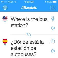 flirting quotes in spanish translation dictionary google translator
