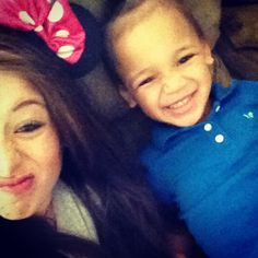 Clearly she made me be Minnie Mouse .