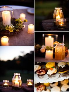 Summer Evening Wedding