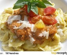 Cuketová omáčka na těstoviny Risotto, Macaroni And Cheese, Recipies, Spaghetti, Chicken, Meat, Ethnic Recipes, Food, Recipes