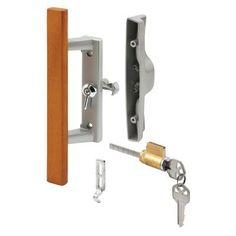 Patio Door Handle, Door Handle Sets, Internal Door Handles, Internal Doors, Sliding Patio Doors, Sliding Glass Door, Slippery Floor, Little Gardens, Patio Interior