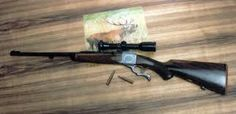 ruger number 1 customized