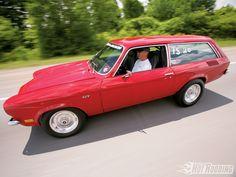 1972 Chevy Vega   1972 Chevy Vega