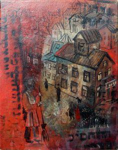 Gorodok 1 by Vasily Kafanov