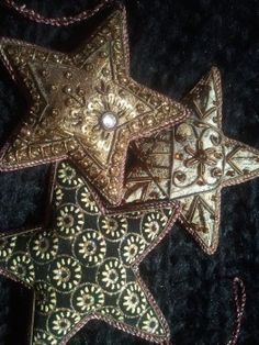 christmas star victorian