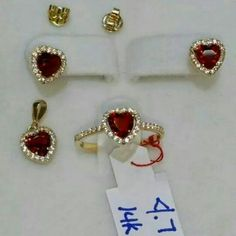 14k Italy gold set All new accept lay away.add me on FB for more Info's.Algiene's Selection.NO TRADES in this item. accept PP and western union payments. Jewelry