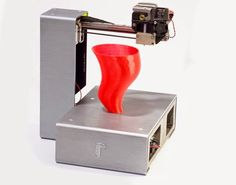 Portabee Go 3D Printer Now Available (video)