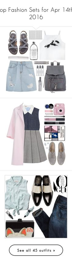 """""""Top Fashion Sets for Apr 14th, 2016"""" by polyvore ❤ liked on Polyvore featuring belle by Sigerson Morrison, Rebecca Minkoff, Paul's Boutique, Byredo, Emanuela Passeri, Miu Miu, Olympia Le-Tan, Zara, Paul Smith and NARS Cosmetics"""
