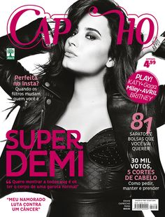 Edição 1186 - Demi Lovato