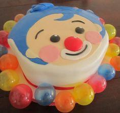 Torta modelo Plim Plim