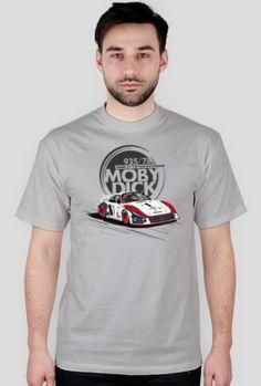 Porsche 935/78 Moby Dick (koszulka męska)