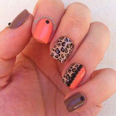 Instagram photo by m1ssmar1e #nail #nails #nailart