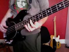 Learn simple Bass riffs:  Come together: The Beatles.