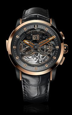 Christophe Claret presents his latest musical masterpiece, Allegro!
