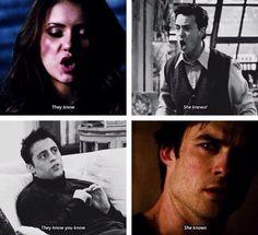 The Vampire Diaries/Friends. Lol
