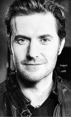 Of course, it's Richard Armitage. :)