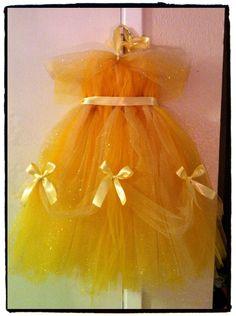 Disney Princess Inspired Tutu Dress