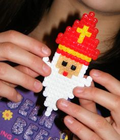 St. Nicholas day activities   We have been preparing for Saint Nicholas' arrival tomorrow morning.                                                                                                                                                                                 More