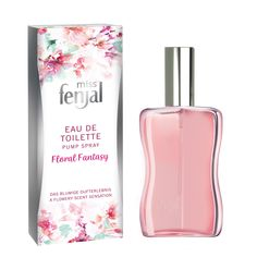 Miss Fenjal EDT - Floral Fantasy 50ml #fenjal #gifts #giftideas #travel #christmas #beauty #fragrance #perfume #floral #fantasy