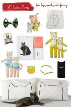 blabla kids: Gift Guide: Are You Kitten Me?!