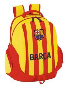 Mochila Day Pack de la Senyera en exclusiva del FC Barcelona 649853506d222