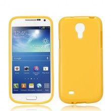 TPU Hülle Galaxy S4 mini - Gelb 4,99 €