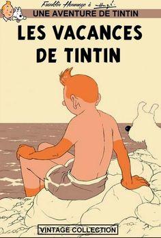 Les vacances de Tintin