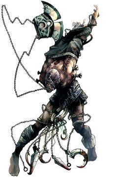 Chained Monster Design, Lineage II