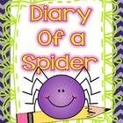 "Literacy activities to supplement Second Grade HMH Journeys Reading Series story ""Diary of a Spid..."