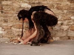 Faun / Satyr  A documentary about the building of a character and performance by Chris Channing.