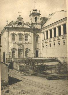 Igreja do Pilar - São Salvador da Bahia de Todos os Santos, Bahia, Brasil