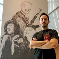 Mike Shinoda artwork