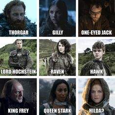 "As you can see, it's a lot more complicated than you'd think… | The Names Of ""Game Of Thrones"" Characters According To Someone's Dad"
