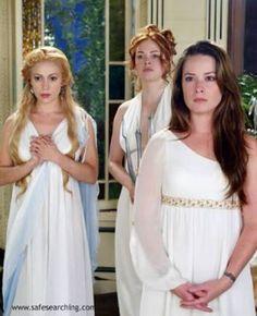 Disfraces de diosas