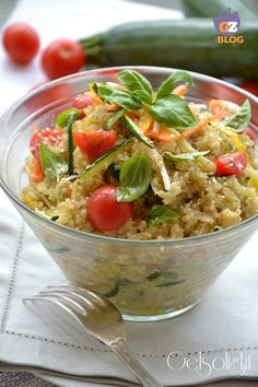 Quinoa pilaf, ricetta gluten free