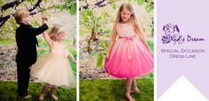 Kid's Dream: Girls' Special Occasion Dress Line Kid's. Stop by J Birds Bridal in Culver City, CA to try it on today! See JBirdsBridal.com for more information.