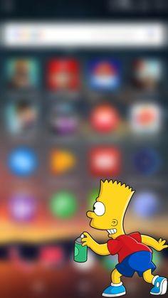 Nursel çavdar adlı kullanıcının wallpaper panosundaki pin, 2019 симпсоны, о Simpson Wallpaper Iphone, Wallpaper Iphone Cute, Mobile Wallpaper, Wallpaper Backgrounds, Graffiti Wallpaper, Cartoon Wallpaper, Simpsons Art, Supreme Wallpaper, Dope Wallpapers