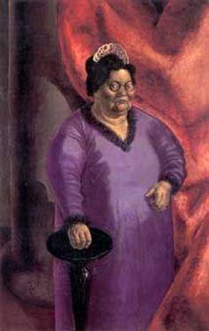 Otto Dix - Bildnis der Kunsthändlerin Johanna Ey